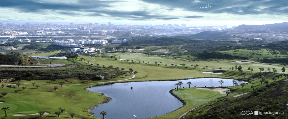 Cerrado del Águila, el mejor campo de golf de 9 hoyos de la Costa del Sol.